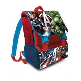 ZAINO Estensibile Spiderman scuola elementare originale