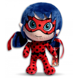 Ladybug Miraculous DEFENDERS set zaino Trolley Astuccio + Sacco Sport + Set portamerenda, scuola Bambina