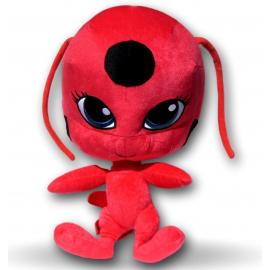 Ladybug Miraculous Morbido Peluche 20cm Coccinella Gioco Bambina