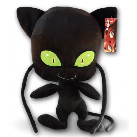 Cat Noir Morbido Peluche 20cm Coccinella Gioco Bambina Ladybug Miraculous