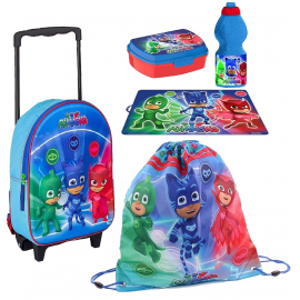 PJ Masks Trolley backpack schoolbag