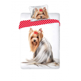 cavallo bianco Horse Riding Set lenzuola Letto, Copripiumino 160 X 200 letto singolo 100% cotone Biancheria da letto