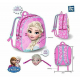Frozen Disney Set 6 pieces Backpack 3D Bag, Sports Bag, Kindergarten School Snack Holder