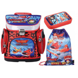 set STAR WARS BACKPACK SCHOOL Elementary original big-media
