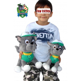 Paw Patrol grande Peluche Marshall pupazzo morbido bambini da 0 anni