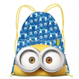 Minions Party backpack backpack bag school bag sports leisure