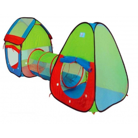 SET TENT big igloo Tunnel square popup indoor, outdoor entertainment, children
