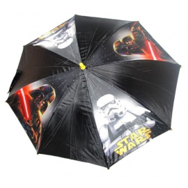 Star Wars blue umbrella baby girl automatic rain cover, original