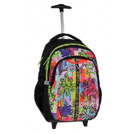 BIG school backpack Trolley original Paso love