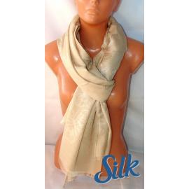 SCARF SCARF collection for men, women, Silk Plain