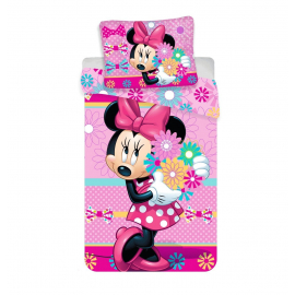 Minnie Mouse set of sheets single bed DUVET COVER 140x200cm