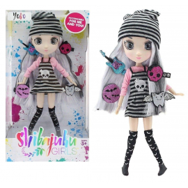 Shibajuku Girls 33 cm Bambola Shizuka
