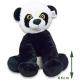Giant Plush Panda Sitting 65cm Soft Pampering Kids Boys Gift