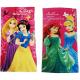 Disney Princesses Pink Schoolbag Backpack in 3D set School kindergarten 6pezzi