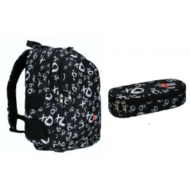 St.Right BERRIES set Backpack 42x33x20cm, Case, Sports School Bag Girl