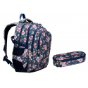 St.Right ROSES set Backpack 42x33x20cm, Case, Girl
