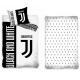 Juventus Pennellato 3 Pieces Set Single Bed Duvet Cover, Pillowcase, Bed Linen Corners