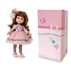 BERJUAN Fashion Doll 35cm Boutique My Girl mod.0882 in Original Box