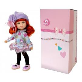 BERJUAN Bambola Fashion 35cm Boutique My Girl mod.0882 in Scatola Originale