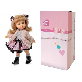 BERJUAN Fashion Doll 35cm Boutique My Girl mod.0880 in Box, Original