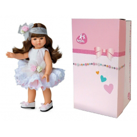 BERJUAN Fashion Doll 30cm Boutique Sofia Brown Hair in Box, Original