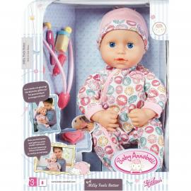 Baby Annabell Creativa Interattiva Bambola Neonato 36 cm Originale