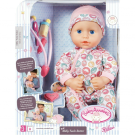 Baby Creative Annabell Interactive Baby Doll 36 cm Original