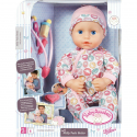 Baby Annabell Milly Feels Better Creative Interactive Newborn Doll 43 cm