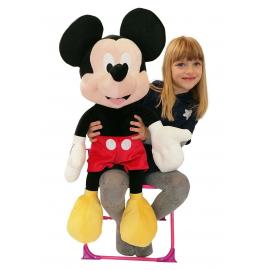 Dinsney Topolino Mickey Mouse Gigante Peluche 80cm da 0+ Bambini