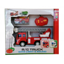 Fire Truck with Remote Control Scale Sounds and Lights Remote Control