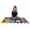My Lilltle Pony Giant Puzzle Carpet Game Children Room floor, swimming pool