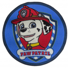 Paw Patrol Giant Marshall Blue Carpet Children Bedroom floor