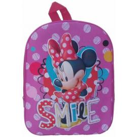 Minnie Mouse Disney Smile Zainetto Zaino 3D Scuola Materna Asilo tempo Libero