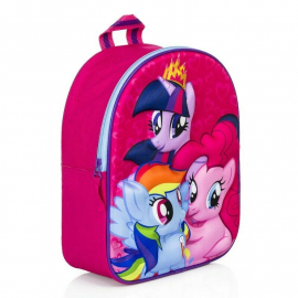 My Little Pony Backpack 3D Backpack Kindergarten Kindergarten Leisure