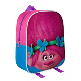 Trolls Poppy Backpack 3D Backpack Kindergarten Kindergarten Leisure
