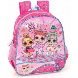 Lol Surprise Satin Backpack Schoolbag Kindergarten Kindergarten free time