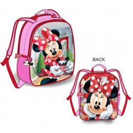 Minnie Mouse Unicorno Satinato Zainetto Zaino Scuola Materna Asilo tempo Libero