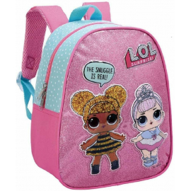 Lol Surprise Glitter Schoolbag Backpack Kindergarten Kindergarten free time