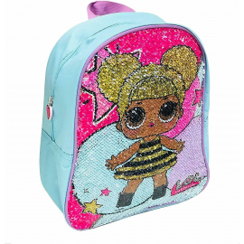 Lol Surprise Sequins Schoolbag Backpack Kindergarten Kindergarten free time