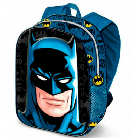 Batman Dark Knight Schoolbag 3D Backpack Kindergarten Kindergarten Leisure