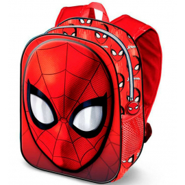 Spiderman Spider-Man Schoolbag 3D Backpack Kindergarten Kindergarten free time