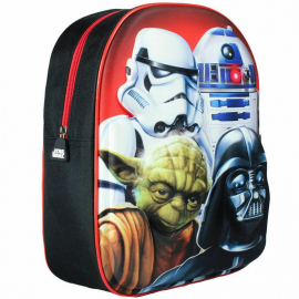 Star Wars Disney Backpack 3D Kindergarten Backpack Kindergarten Leisure
