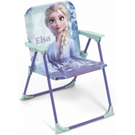 Frozen Elsa Folding Chair for Children Garden Camping Beach Aluminum