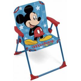 Topolino Mickey Mouse Disney SEDIA pieghevole Giardino Mare Bambina cameretta