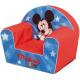 Disney Minnie Mouse Single Sofa Armchair, Foam Removable Pouf for Children