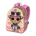 Lol Surprise MGA Schoolbag 3D Backpack Kindergarten Kindergarten free time