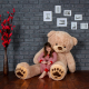 Cuddly Giant Beige Bear 100cm Plush , Perfect Gift