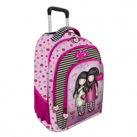 Gorjuss Catch A Falling Star Backpack Trolley School