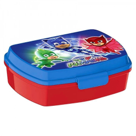 PJ Mask LUNCH BOX breakfast box for LUNCH SNACK sandwich school, kindergarten child