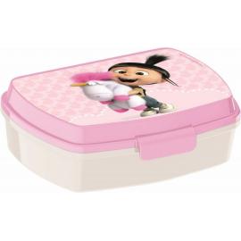 Agnes LUNCH BOX breakfast box for LUNCH SNACK sandwich school, kindergarten child